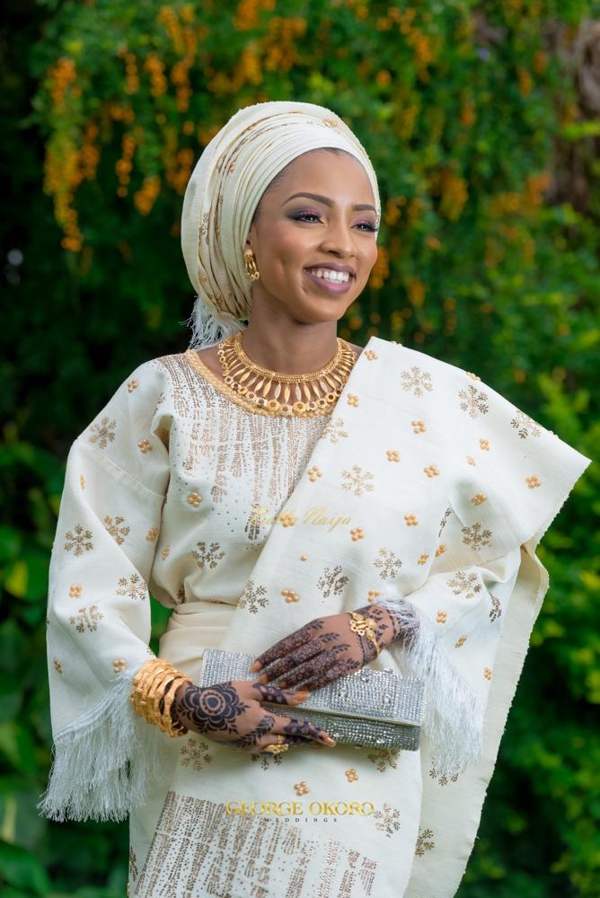 Zara and Faisal Daure Aure_Hausa Nigerian Wedding_The Wedding Guru Planner_George Okoro Photography_GeorgeOkoro-598
