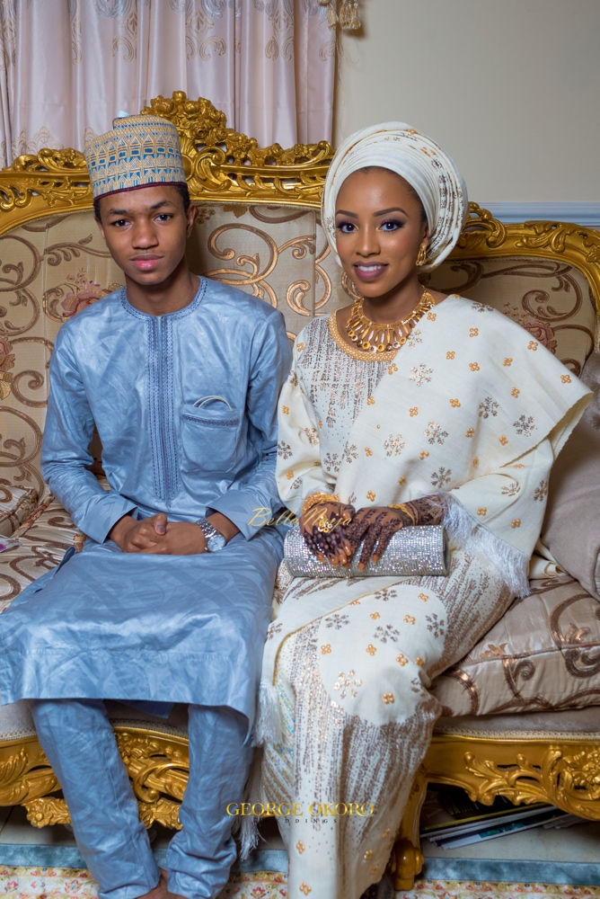 Zara and Faisal Daure Aure_Hausa Nigerian Wedding_The Wedding Guru Planner_George Okoro Photography_GeorgeOkoro-612