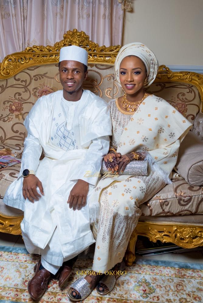 Zara and Faisal Daure Aure_Hausa Nigerian Wedding_The Wedding Guru Planner_George Okoro Photography_GeorgeOkoro-613