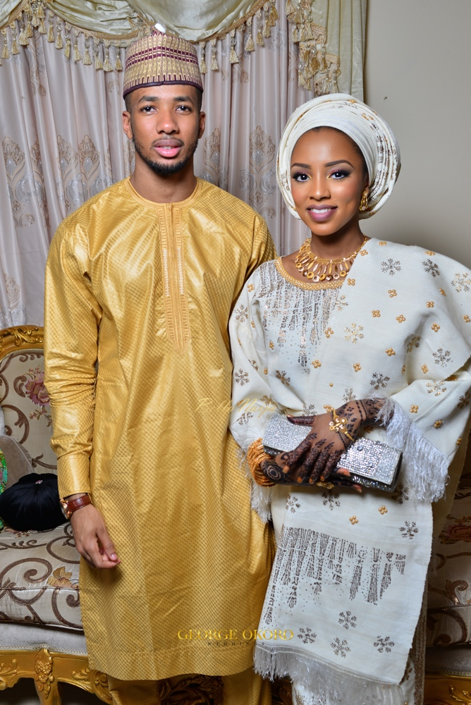 Zara and Faisal Daure Aure_Hausa Nigerian Wedding_The Wedding Guru Planner_George Okoro Photography_GeorgeOkoro-614