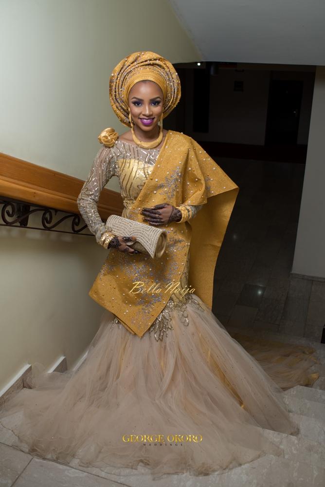 Zara and Faisal Kamu_Hausa Nigerian Wedding_The Wedding Guru Planner_George Okoro Photography_GeorgeOkoro-599
