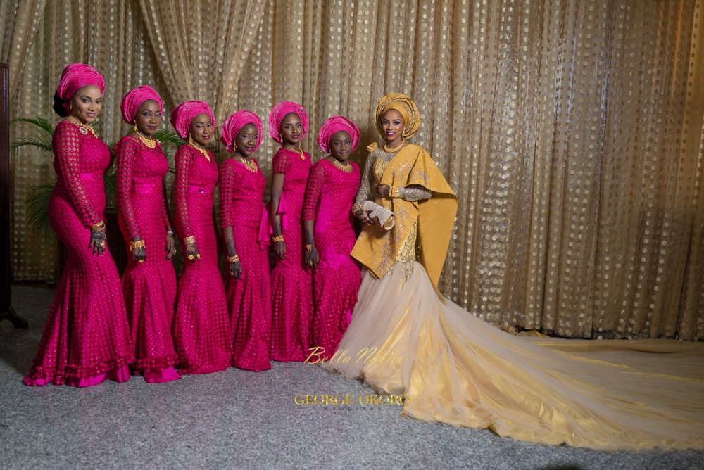 Zara and Faisal Kamu_Hausa Nigerian Wedding_The Wedding Guru Planner_George Okoro Photography_GeorgeOkoro-601
