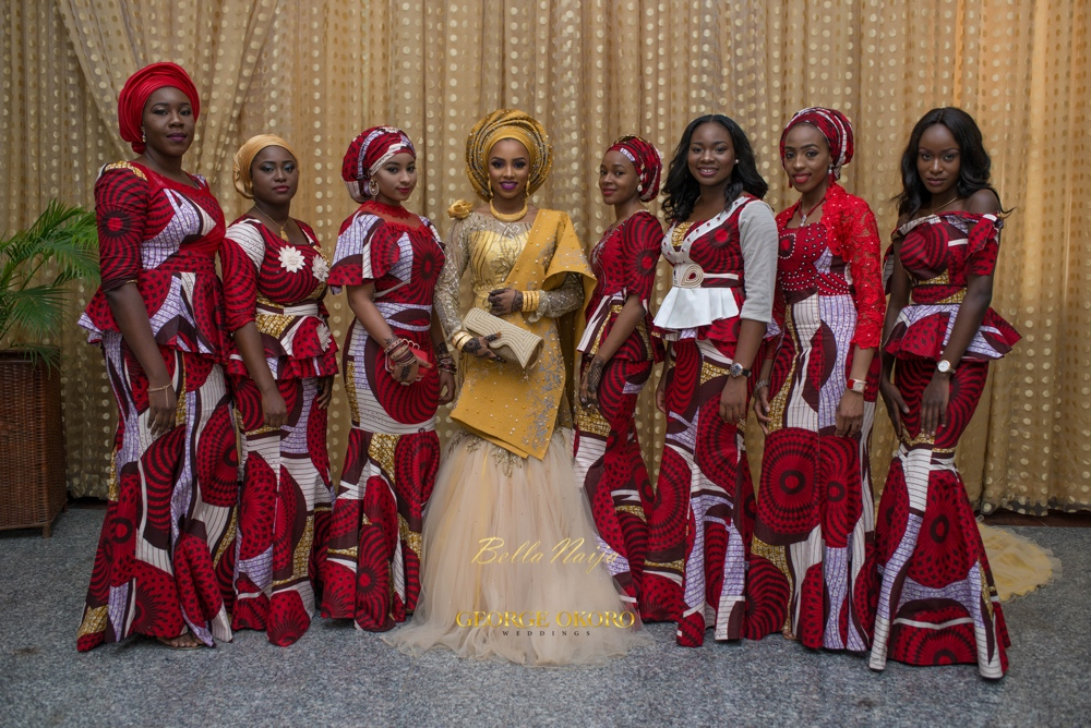 Zara and Faisal Kamu_Hausa Nigerian Wedding_The Wedding Guru Planner_George Okoro Photography_GeorgeOkoro-603