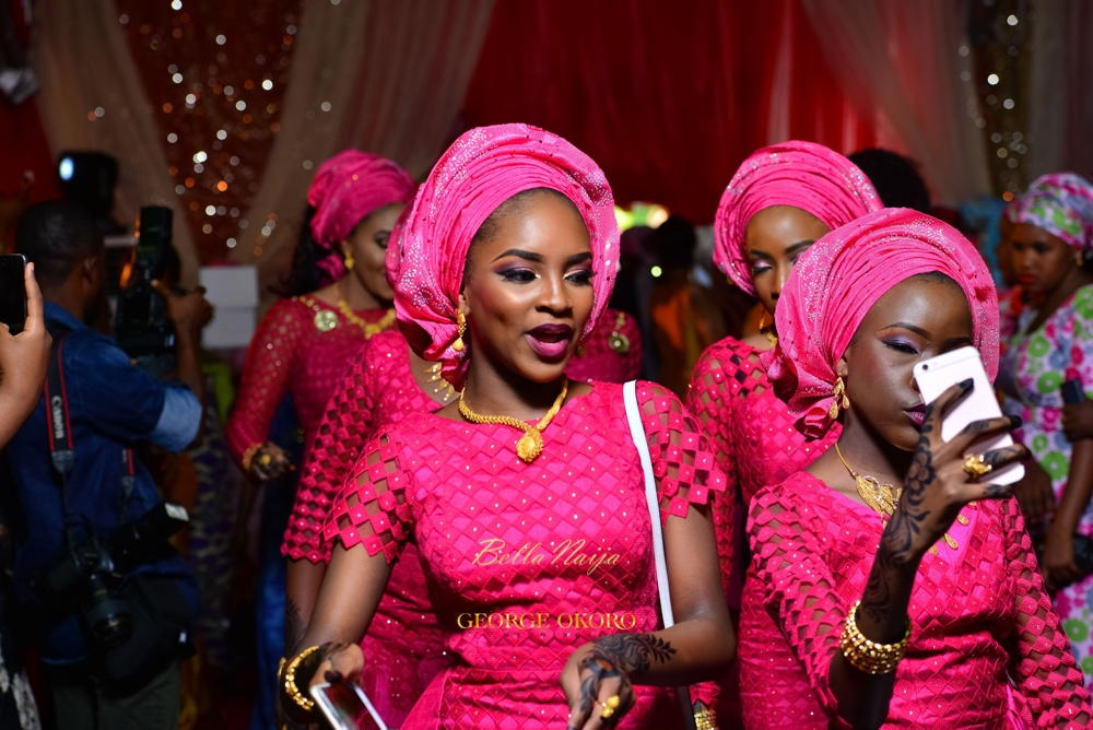 Zara and Faisal Kamu_Hausa Nigerian Wedding_The Wedding Guru Planner_George Okoro Photography_GeorgeOkoro-610