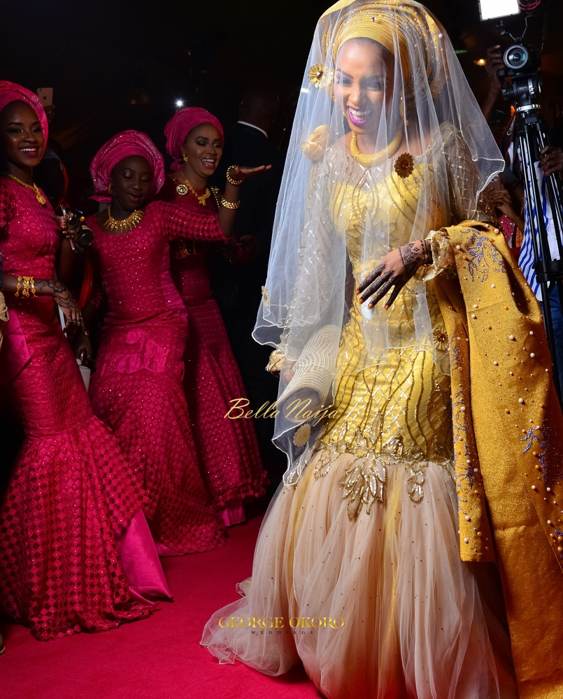 Zara and Faisal Kamu_Hausa Nigerian Wedding_The Wedding Guru Planner_George Okoro Photography_GeorgeOkoro-626