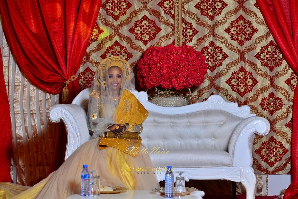 Zara and Faisal Kamu_Hausa Nigerian Wedding_The Wedding Guru Planner_George Okoro Photography_GeorgeOkoro-636