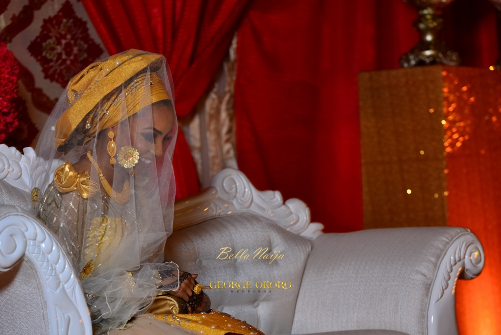 Zara and Faisal Kamu_Hausa Nigerian Wedding_The Wedding Guru Planner_George Okoro Photography_GeorgeOkoro-639