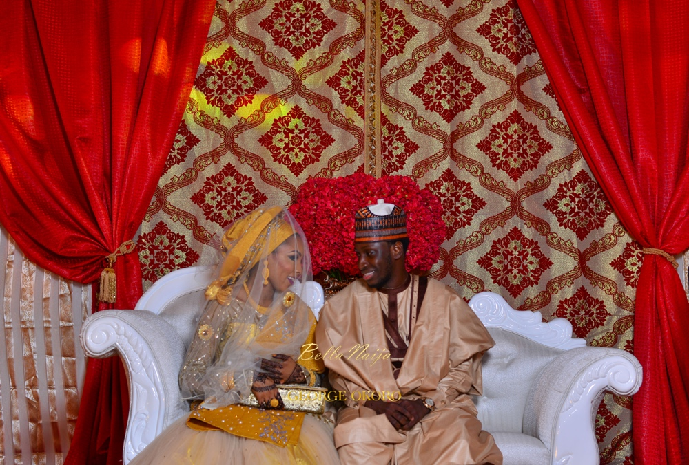 Zara and Faisal Kamu_Hausa Nigerian Wedding_The Wedding Guru Planner_George Okoro Photography_GeorgeOkoro-667
