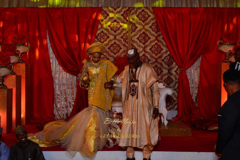 Zara and Faisal Kamu_Hausa Nigerian Wedding_The Wedding Guru Planner_George Okoro Photography_GeorgeOkoro-694