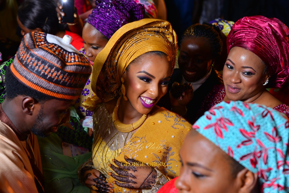 Zara and Faisal Kamu_Hausa Nigerian Wedding_The Wedding Guru Planner_George Okoro Photography_GeorgeOkoro-707