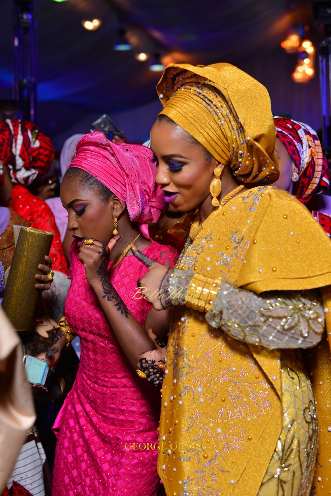 Zara and Faisal Kamu_Hausa Nigerian Wedding_The Wedding Guru Planner_George Okoro Photography_GeorgeOkoro-722
