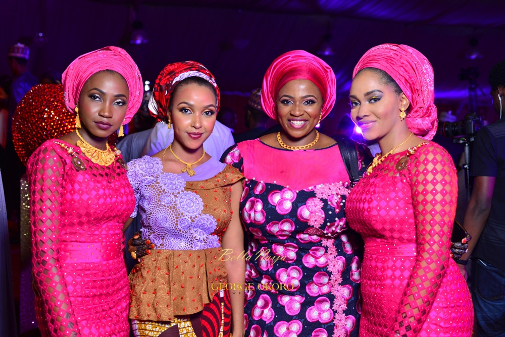 Zara and Faisal Kamu_Hausa Nigerian Wedding_The Wedding Guru Planner_George Okoro Photography_GeorgeOkoro-725