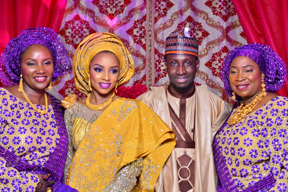 Zara and Faisal Kamu_Hausa Nigerian Wedding_The Wedding Guru Planner_George Okoro Photography_GeorgeOkoro-729