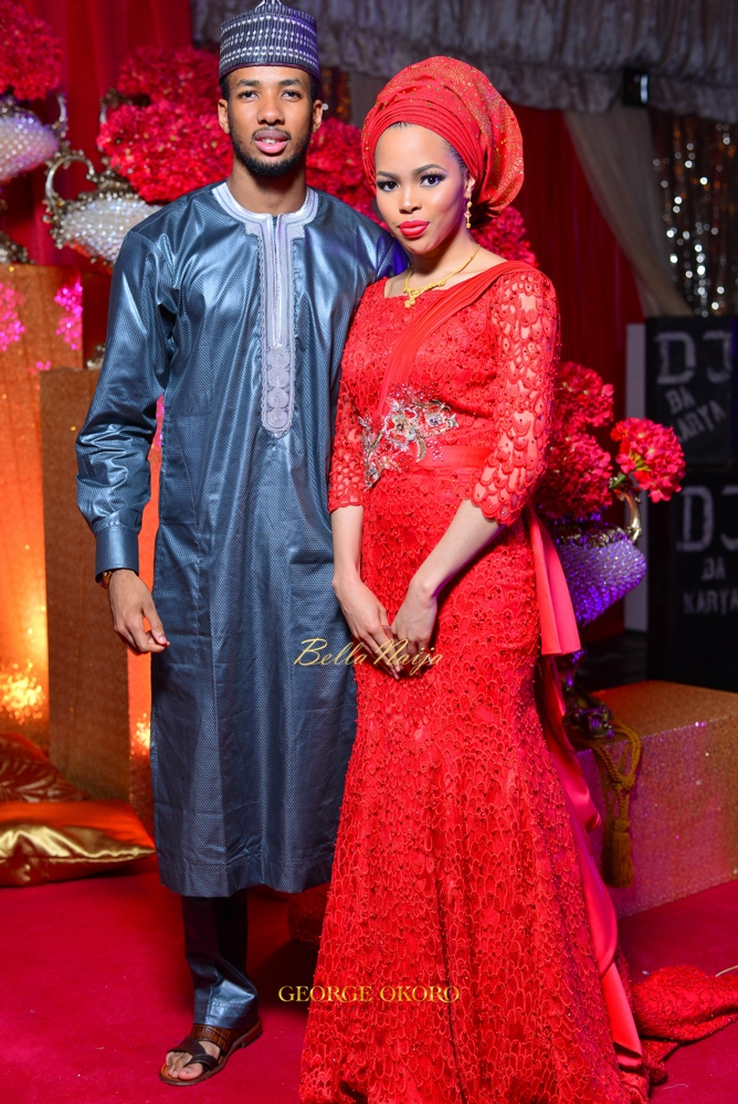 Zara and Faisal Kamu_Hausa Nigerian Wedding_The Wedding Guru Planner_George Okoro Photography_GeorgeOkoro-760