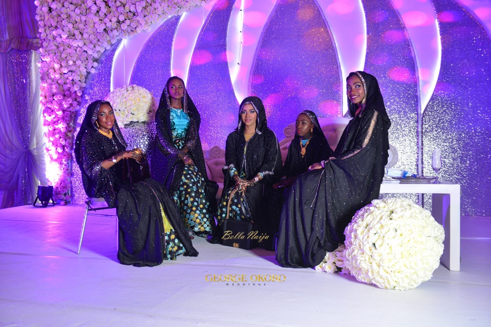 Zara and Faisal walima_Hausa Nigerian Wedding_The Wedding Guru Planner_George Okoro Photography_GeorgeOkoro-742