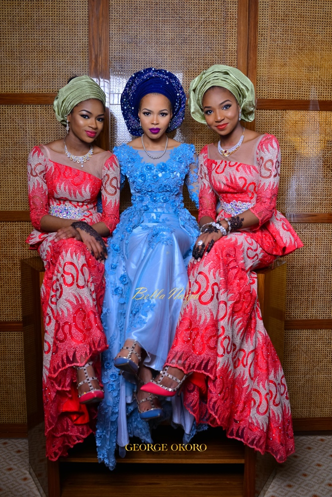 Zara and Faisal wedding dinner_Hausa Nigerian Wedding_The Wedding Guru Planner_George Okoro Photography_GeorgeOkoro-576