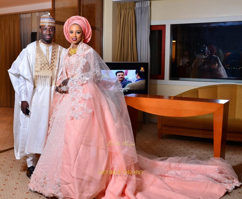 Zara and Faisal wedding dinner_Hausa Nigerian Wedding_The Wedding Guru Planner_George Okoro Photography_GeorgeOkoro-591