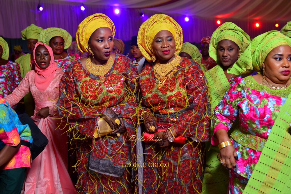 Zara and Faisal wedding dinner_Hausa Nigerian Wedding_The Wedding Guru Planner_George Okoro Photography_GeorgeOkoro-594