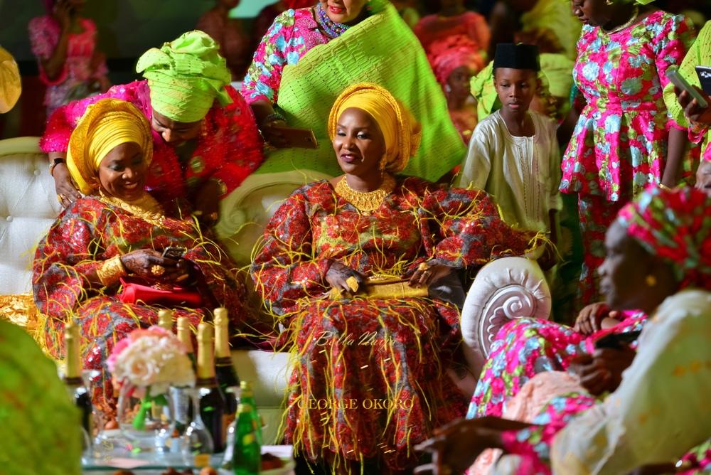 Zara and Faisal wedding dinner_Hausa Nigerian Wedding_The Wedding Guru Planner_George Okoro Photography_GeorgeOkoro-604