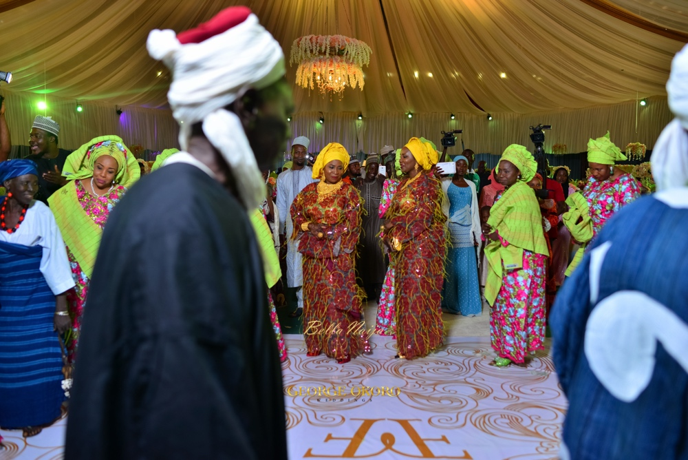Zara and Faisal wedding dinner_Hausa Nigerian Wedding_The Wedding Guru Planner_George Okoro Photography_GeorgeOkoro-630