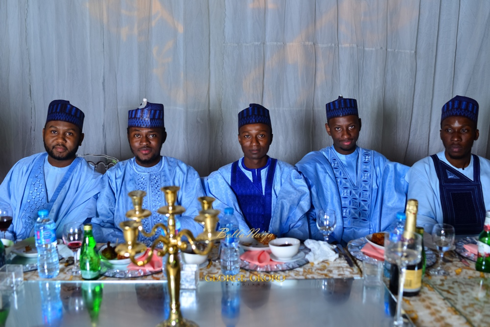 Zara and Faisal wedding dinner_Hausa Nigerian Wedding_The Wedding Guru Planner_George Okoro Photography_GeorgeOkoro-631