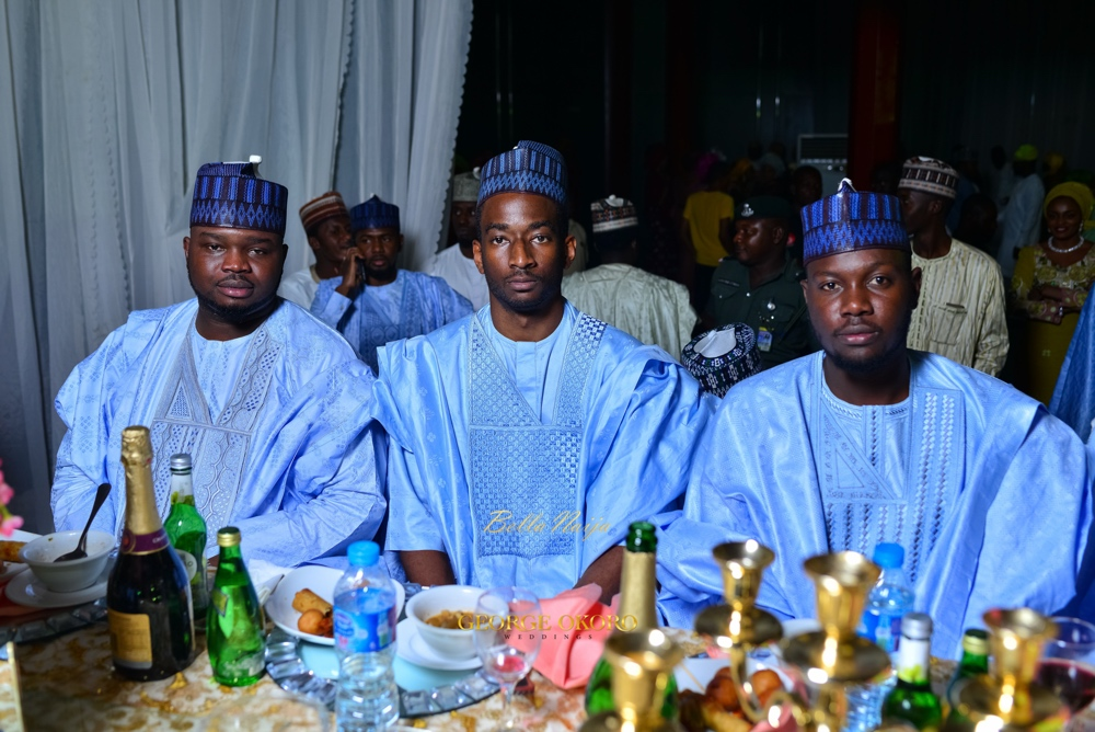 Zara and Faisal wedding dinner_Hausa Nigerian Wedding_The Wedding Guru Planner_George Okoro Photography_GeorgeOkoro-634