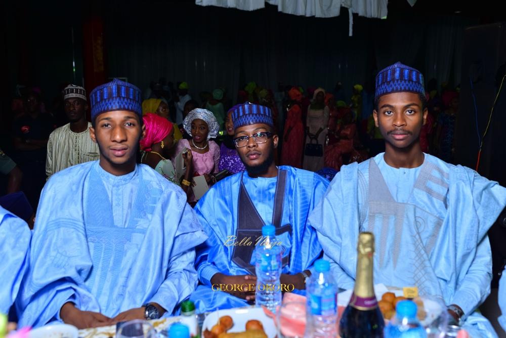 Zara and Faisal wedding dinner_Hausa Nigerian Wedding_The Wedding Guru Planner_George Okoro Photography_GeorgeOkoro-635