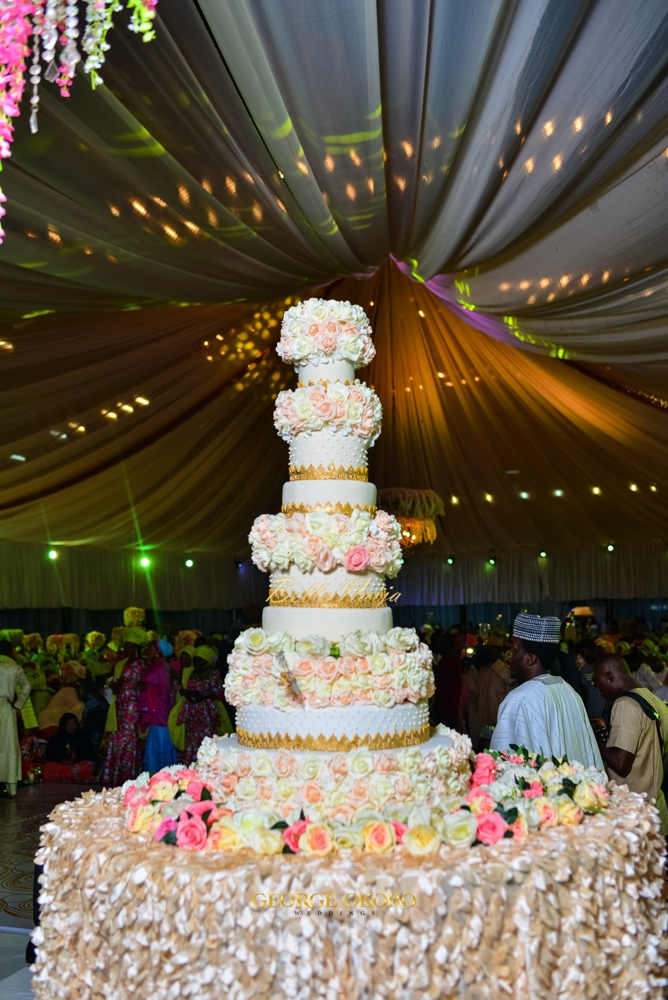 Zara and Faisal wedding dinner_Hausa Nigerian Wedding_The Wedding Guru Planner_George Okoro Photography_GeorgeOkoro-643