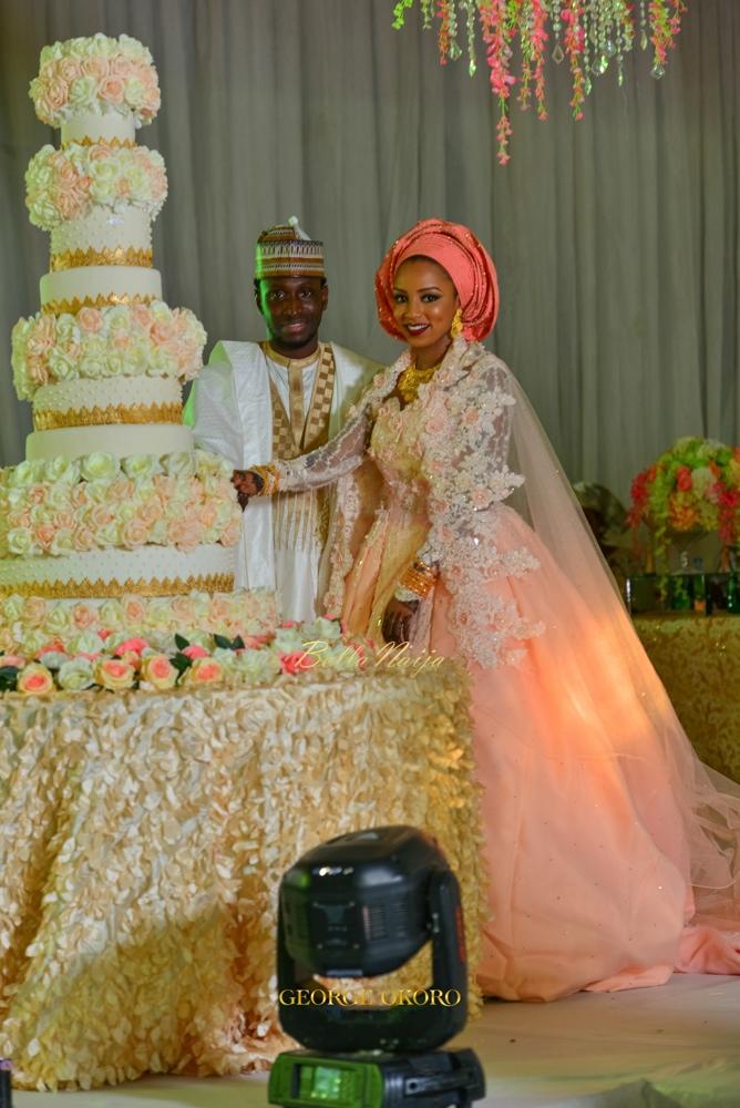 Zara and Faisal wedding dinner_Hausa Nigerian Wedding_The Wedding Guru Planner_George Okoro Photography_GeorgeOkoro-669
