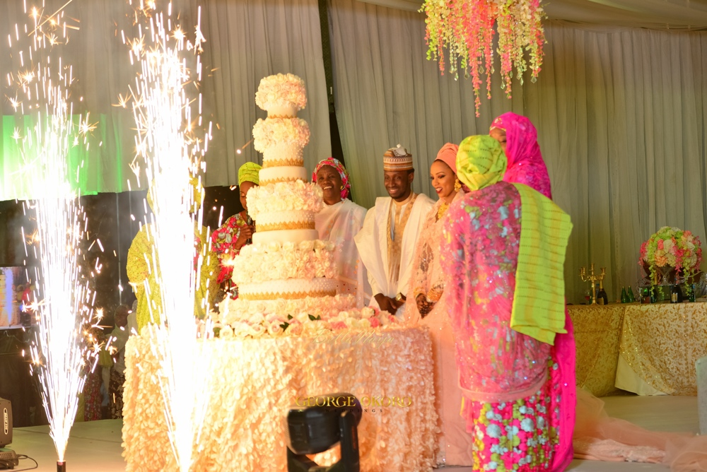 Zara and Faisal wedding dinner_Hausa Nigerian Wedding_The Wedding Guru Planner_George Okoro Photography_GeorgeOkoro-676