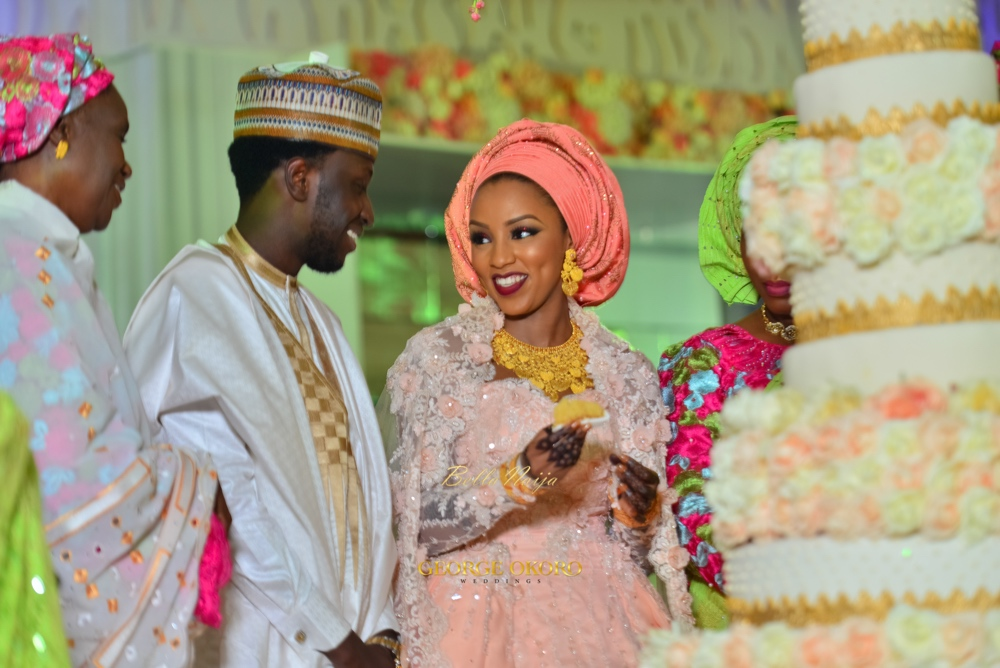 Zara and Faisal wedding dinner_Hausa Nigerian Wedding_The Wedding Guru Planner_George Okoro Photography_GeorgeOkoro-678