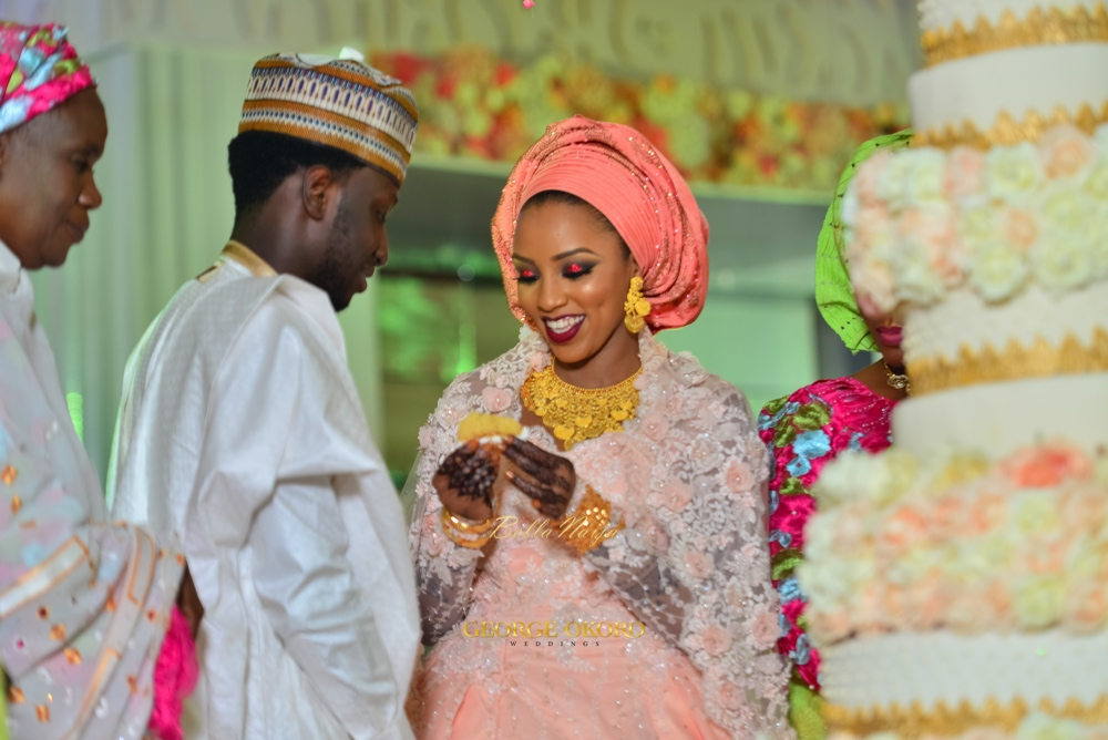 Zara and Faisal wedding dinner_Hausa Nigerian Wedding_The Wedding Guru Planner_George Okoro Photography_GeorgeOkoro-679