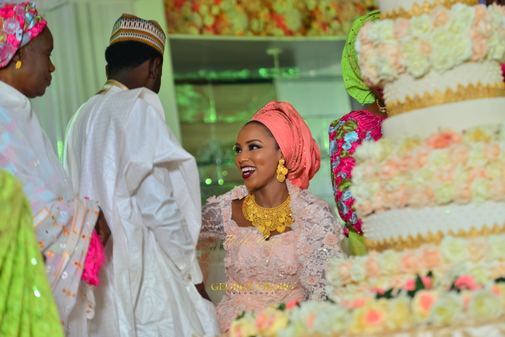 Zara and Faisal wedding dinner_Hausa Nigerian Wedding_The Wedding Guru Planner_George Okoro Photography_GeorgeOkoro-680