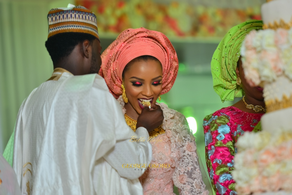 Zara and Faisal wedding dinner_Hausa Nigerian Wedding_The Wedding Guru Planner_George Okoro Photography_GeorgeOkoro-682