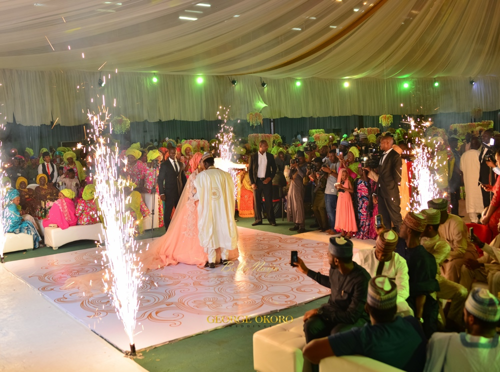 Zara and Faisal wedding dinner_Hausa Nigerian Wedding_The Wedding Guru Planner_George Okoro Photography_GeorgeOkoro-685