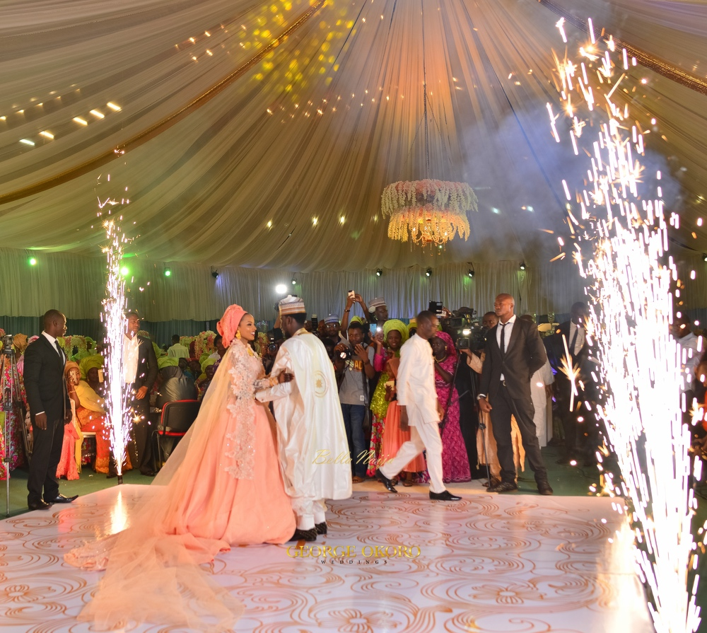 Zara and Faisal wedding dinner_Hausa Nigerian Wedding_The Wedding Guru Planner_George Okoro Photography_GeorgeOkoro-688