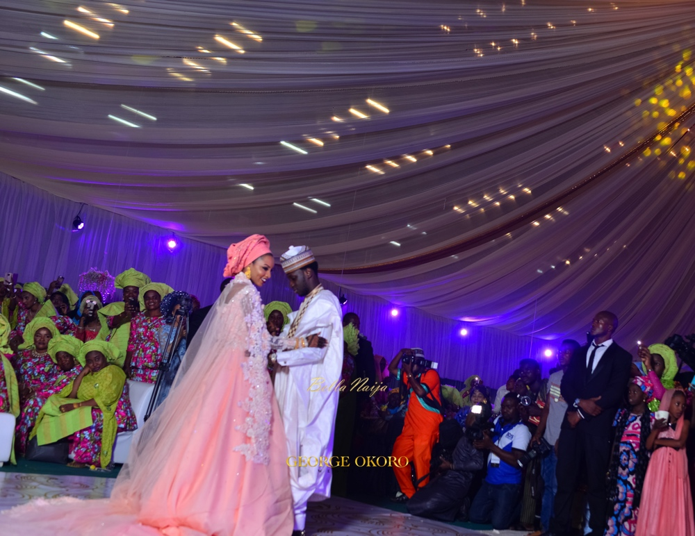 Zara and Faisal wedding dinner_Hausa Nigerian Wedding_The Wedding Guru Planner_George Okoro Photography_GeorgeOkoro-690