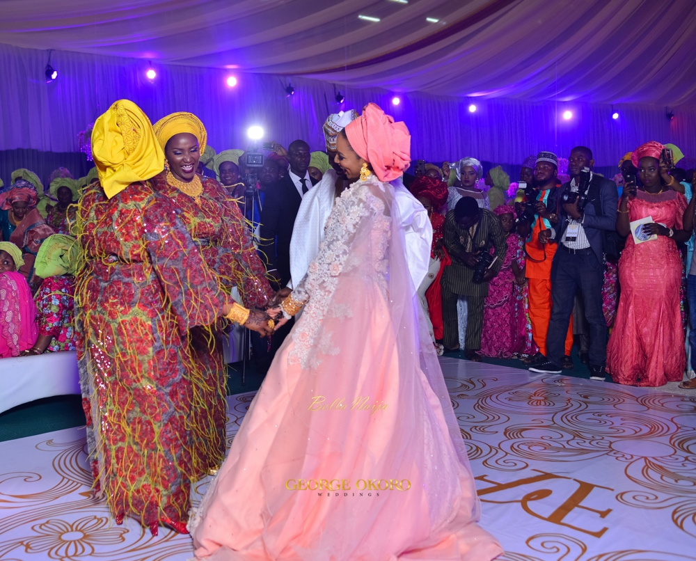 Zara and Faisal wedding dinner_Hausa Nigerian Wedding_The Wedding Guru Planner_George Okoro Photography_GeorgeOkoro-694