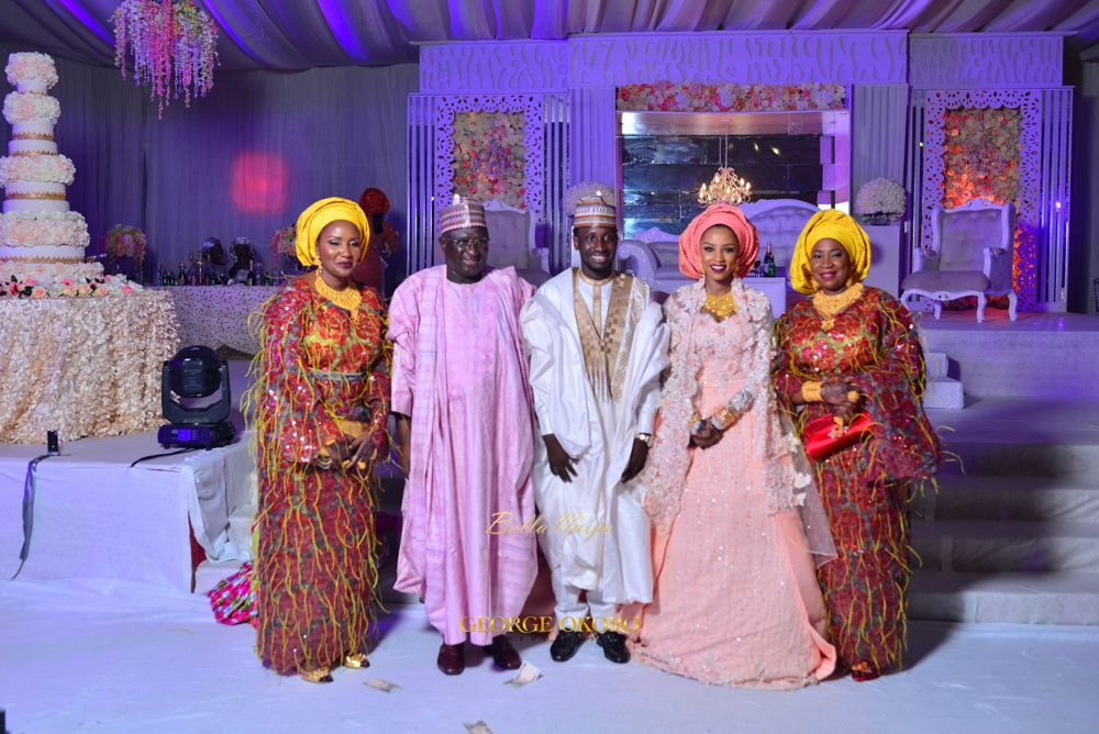 Zara and Faisal wedding dinner_Hausa Nigerian Wedding_The Wedding Guru Planner_George Okoro Photography_GeorgeOkoro-702