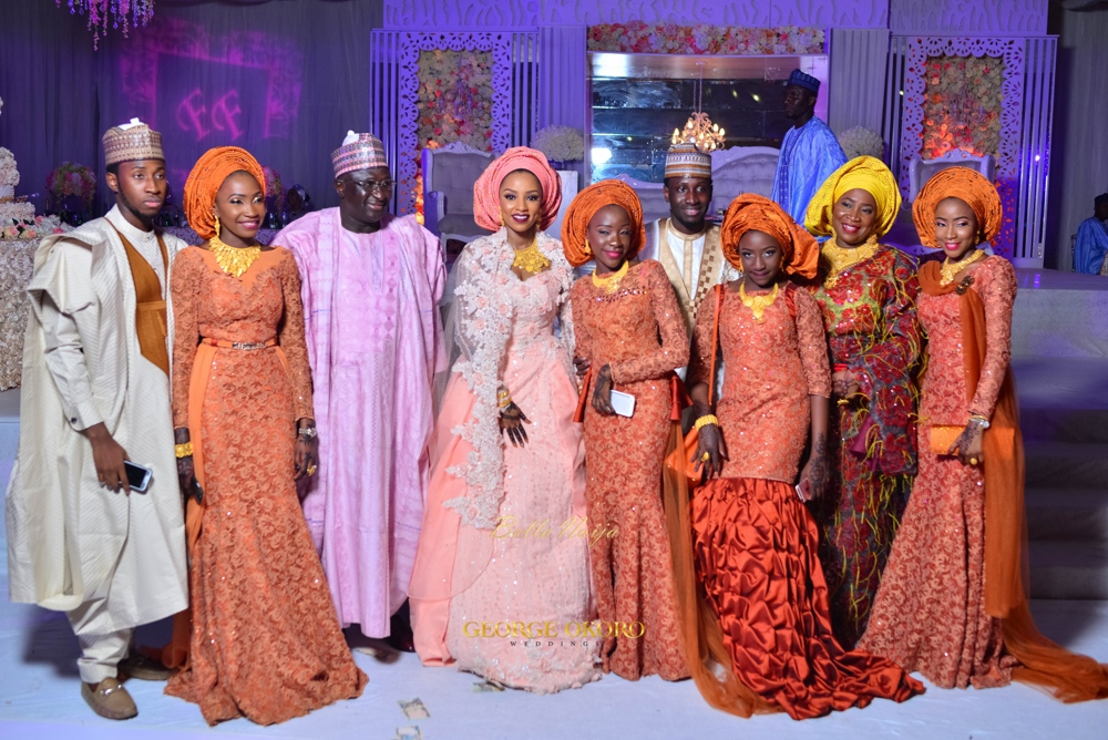 Zara and Faisal wedding dinner_Hausa Nigerian Wedding_The Wedding Guru Planner_George Okoro Photography_GeorgeOkoro-704