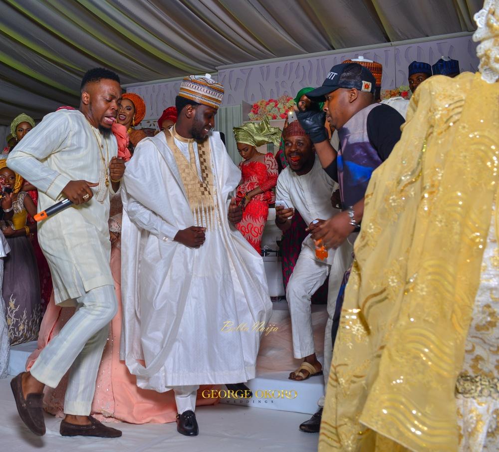 Zara and Faisal wedding dinner_Hausa Nigerian Wedding_The Wedding Guru Planner_George Okoro Photography_GeorgeOkoro-718