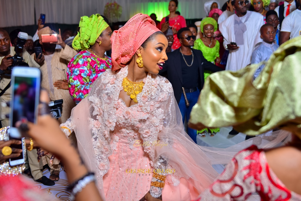 Zara and Faisal wedding dinner_Hausa Nigerian Wedding_The Wedding Guru Planner_George Okoro Photography_GeorgeOkoro-720
