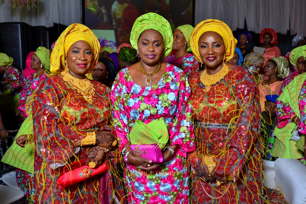 Zara and Faisal wedding dinner_Hausa Nigerian Wedding_The Wedding Guru Planner_George Okoro Photography_GeorgeOkoro-722