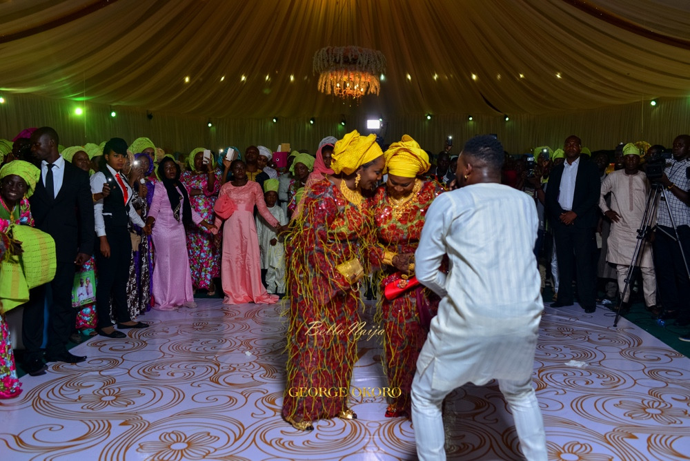 Zara and Faisal wedding dinner_Hausa Nigerian Wedding_The Wedding Guru Planner_George Okoro Photography_GeorgeOkoro-743