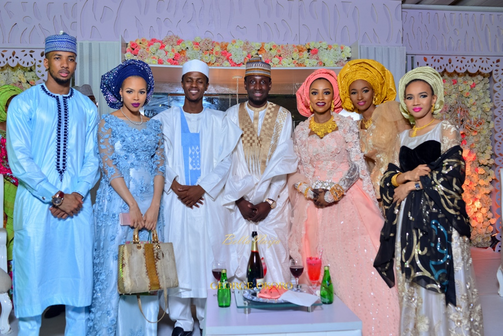 Zara and Faisal wedding dinner_Hausa Nigerian Wedding_The Wedding Guru Planner_George Okoro Photography_GeorgeOkoro-745