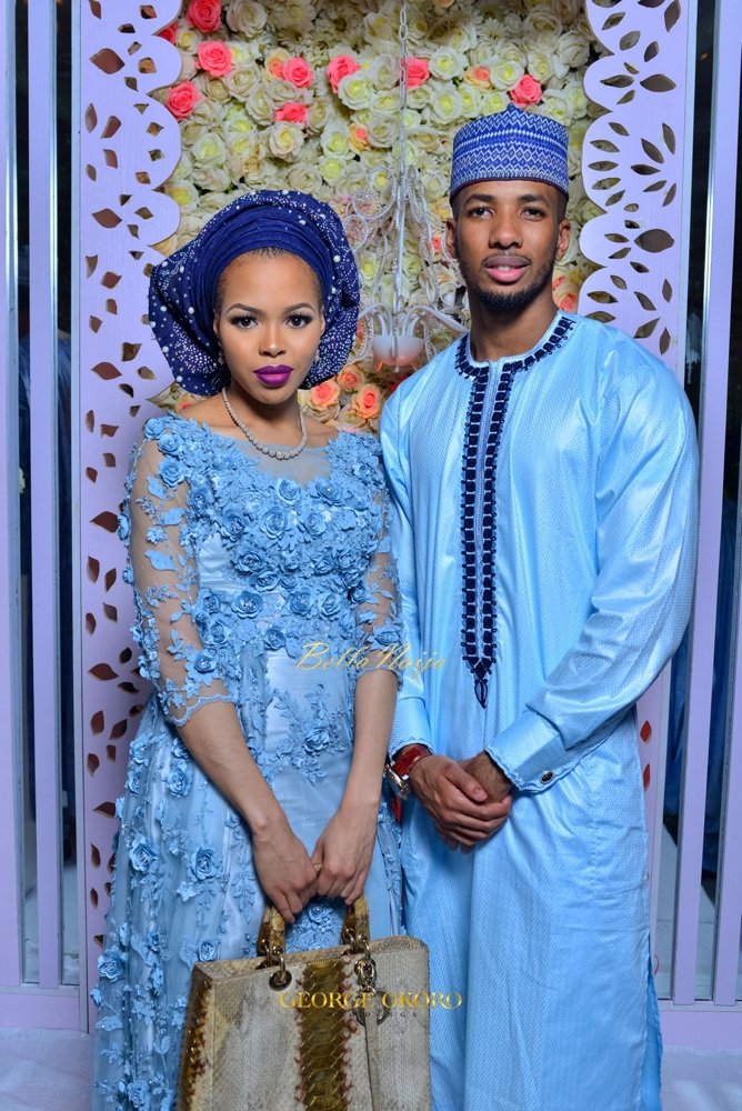 Zara And Faisal Wedding Dinner Hausa Nigerian The Guru Planner George Okoro Photography GeorgeOkoro 758