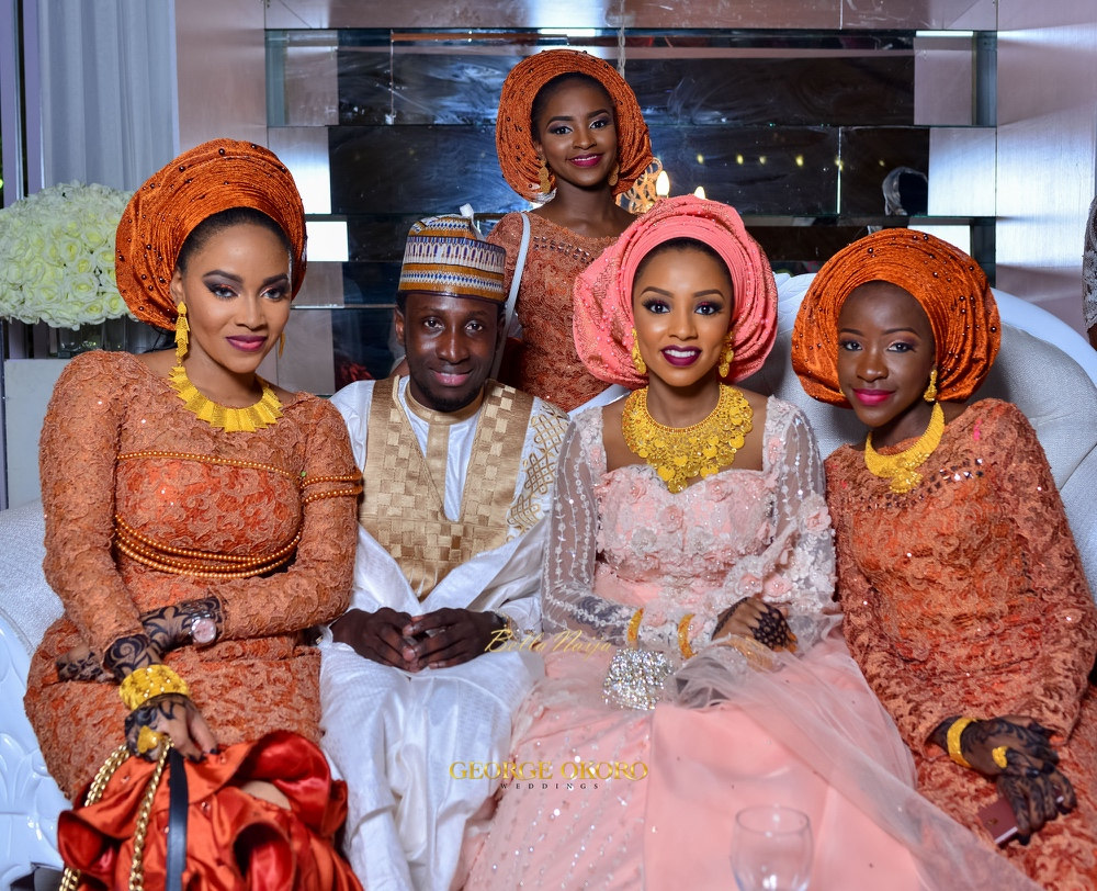 Zara and Faisal wedding dinner_Hausa Nigerian Wedding_The Wedding Guru Planner_George Okoro Photography_GeorgeOkoro-765