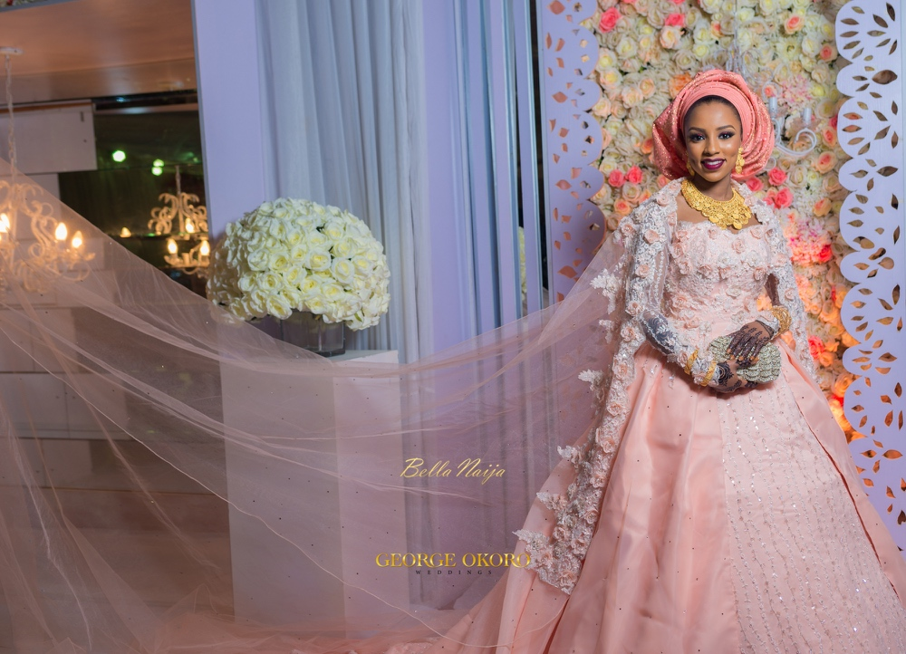 Zara and Faisal wedding dinner_Hausa Nigerian Wedding_The Wedding Guru Planner_George Okoro Photography_GeorgeOkoro-776
