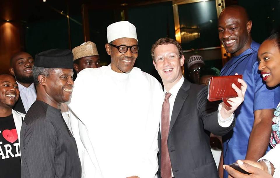 Zuckerberg Meets Pres Buhari2