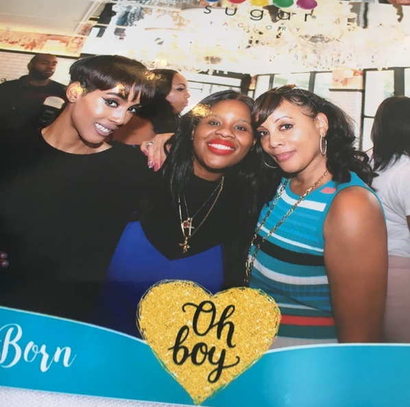 ... Angela Simmons Baby Shower By It S A Boy For Angela Simmons Fianc 233  See Photos ...